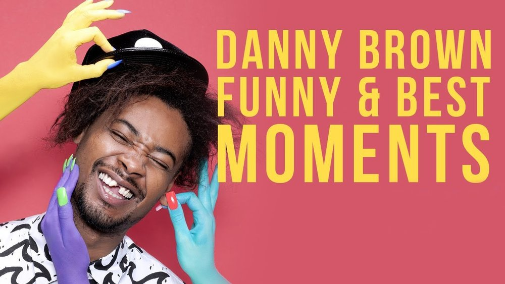 Danny Brown Funny and Best Moments - Funny Videos