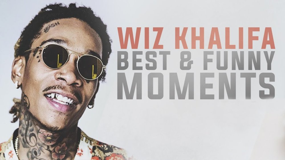 Wiz Khalifa Funny and Best Moments - Funny Videos
