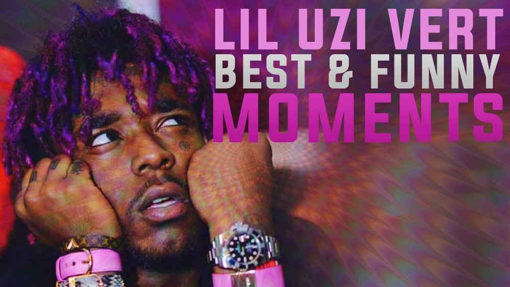 Lil Uzi Vert Funny and Best Moments - Funny Videos