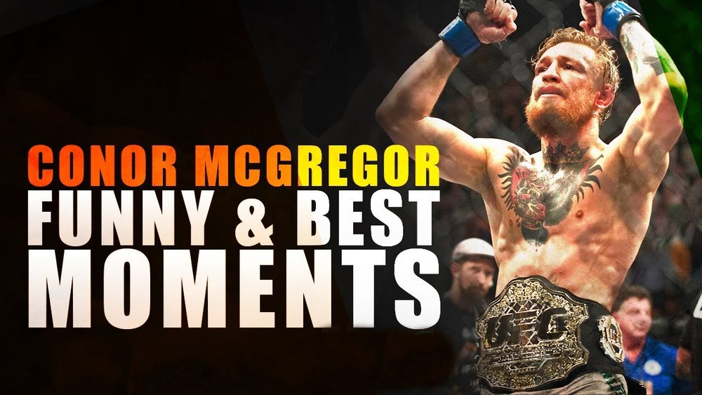 Conor McGregor Funny and Best Moments - Funny Videos