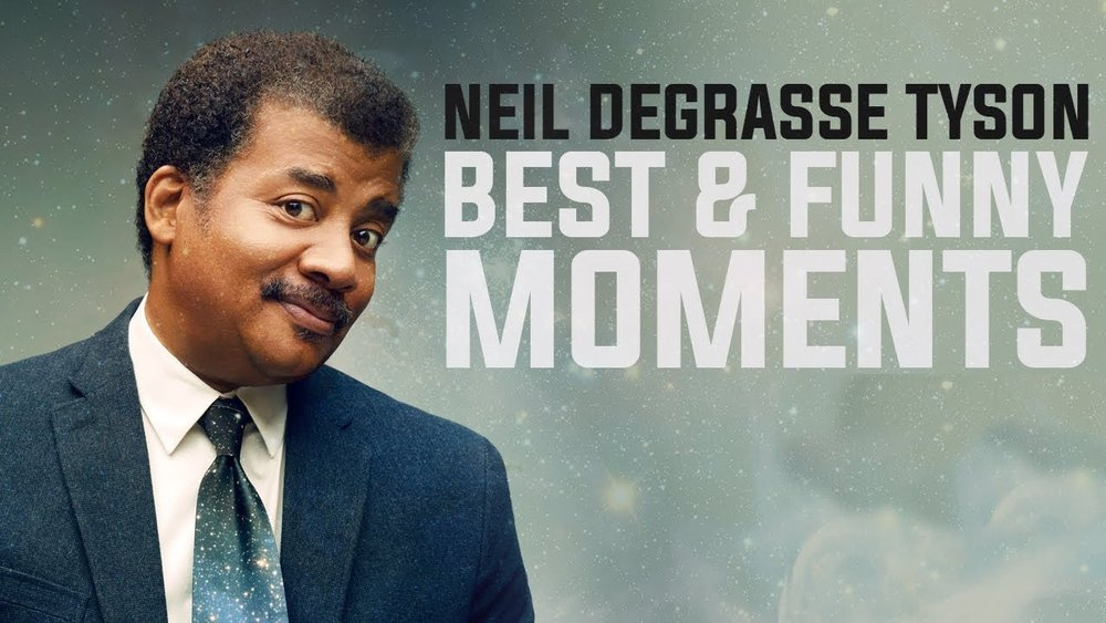 Neil DeGrasse Tyson Funny and Best Moments - Funny Videos