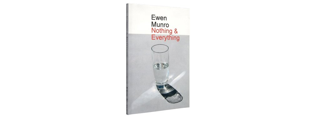 Nothing & Everything - Book