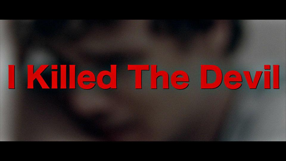I Killed The Devil - Thumbnail