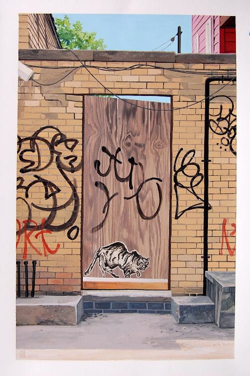 Brooklyn Door IV