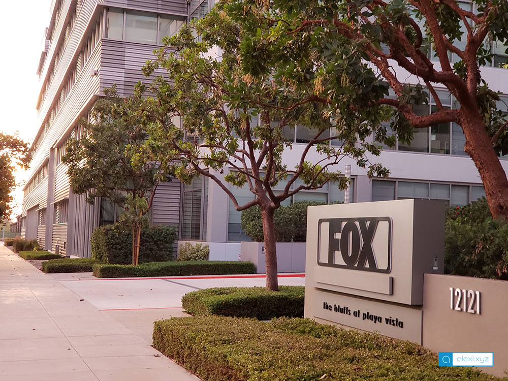 The bluffs at Playa Vista office building where Fox, R and etc. are located in Playa Vista, CA.