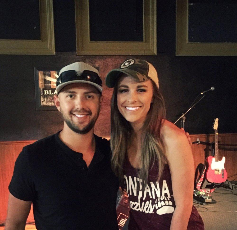 Tara Thompson & Aaron Cerutti