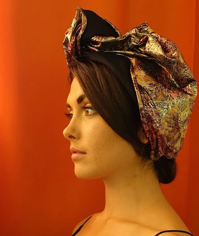 New season's styles selling quickly. Don't miss out on a unique piece and the perfect winter head warmer. #turban #theurbanturban #theurbanturbanista #sustainablefashion #vintagestyle #australiandesigner #headwraps