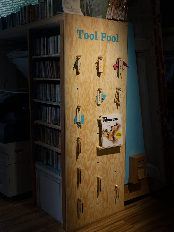 Tool Pool -