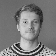 Eivind Lindbråten   Jeg blir gira av prosjekter der vi kan kombinere teknologi med tradisjonelt håndtverk og materialer.