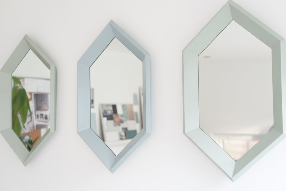 Project working from home - Mirrors