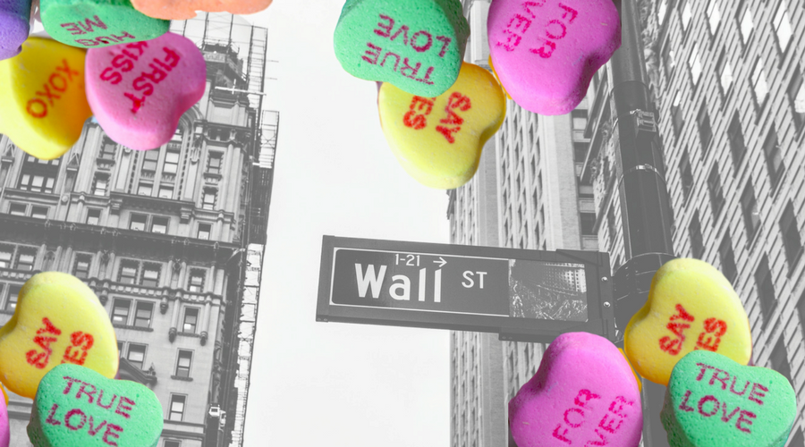 Valentine's Stocks