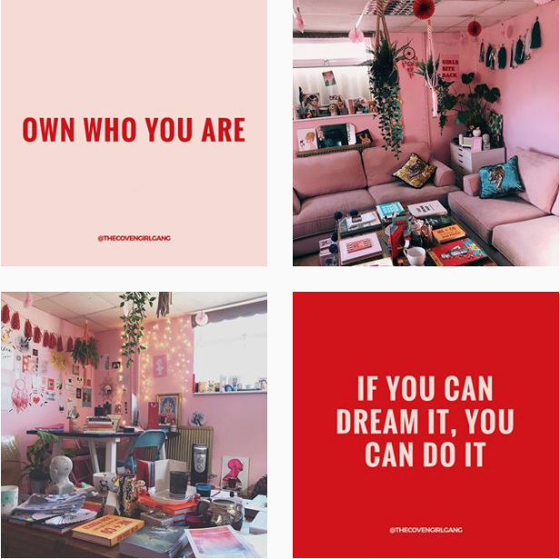 The Coven ✨ Sapphire ✨Babe, you're magic. 💸Membership platform for women in business