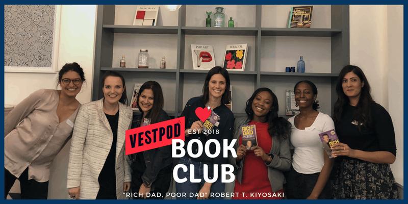 Book Club Vestpod