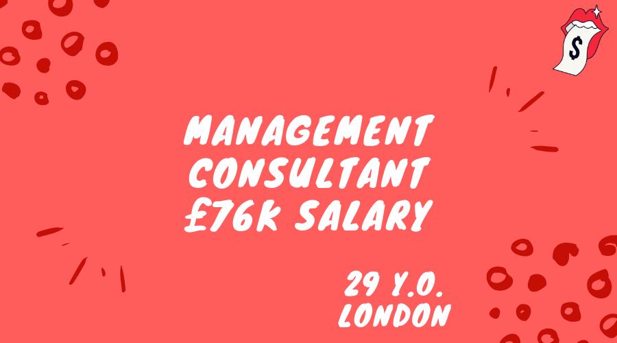 Money Stories Management Consultant