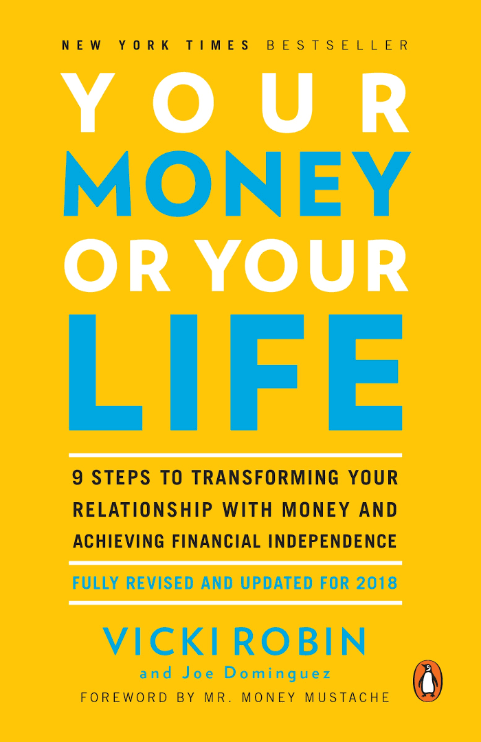 Your Money Your Life Book Club