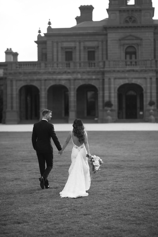 Werribee Mansion Wedding Photographer