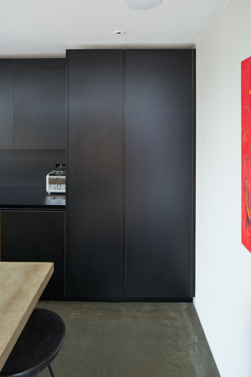Matt Lacquer Doors With Recessed Handles And Birch Veneer Mfc Backing And Interiors. & Finch Doors Finchley u0026 Visit Us pezcame.com