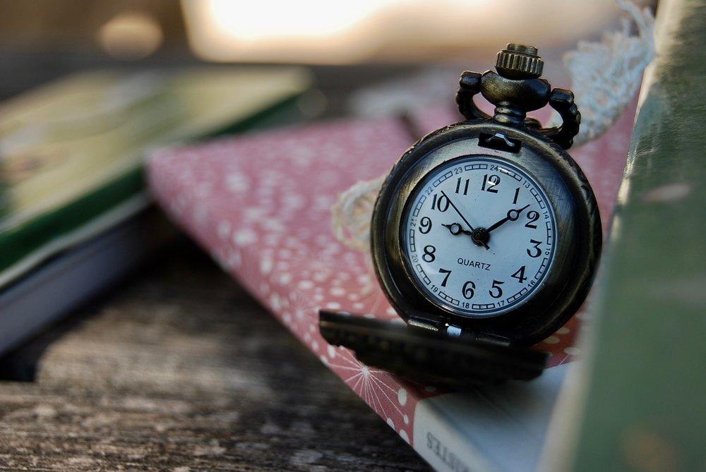 Tiempo es vida