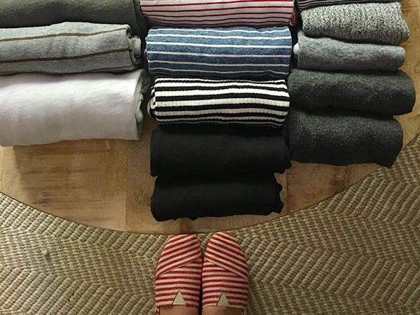 Cuanta ropa necesito consumo consciente