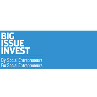 One of our clients - Big Issue Invest