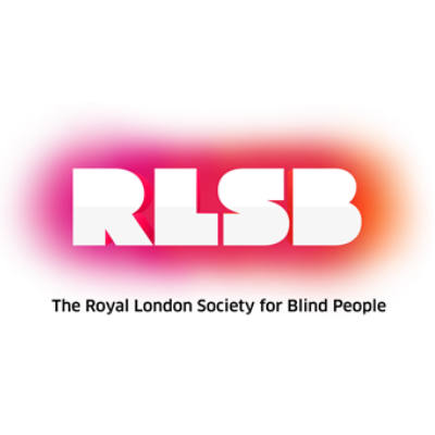 One of our clients - Royal London Society for Blind People (RLSB)