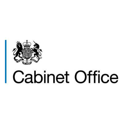 One of our clients: Cabinet Office