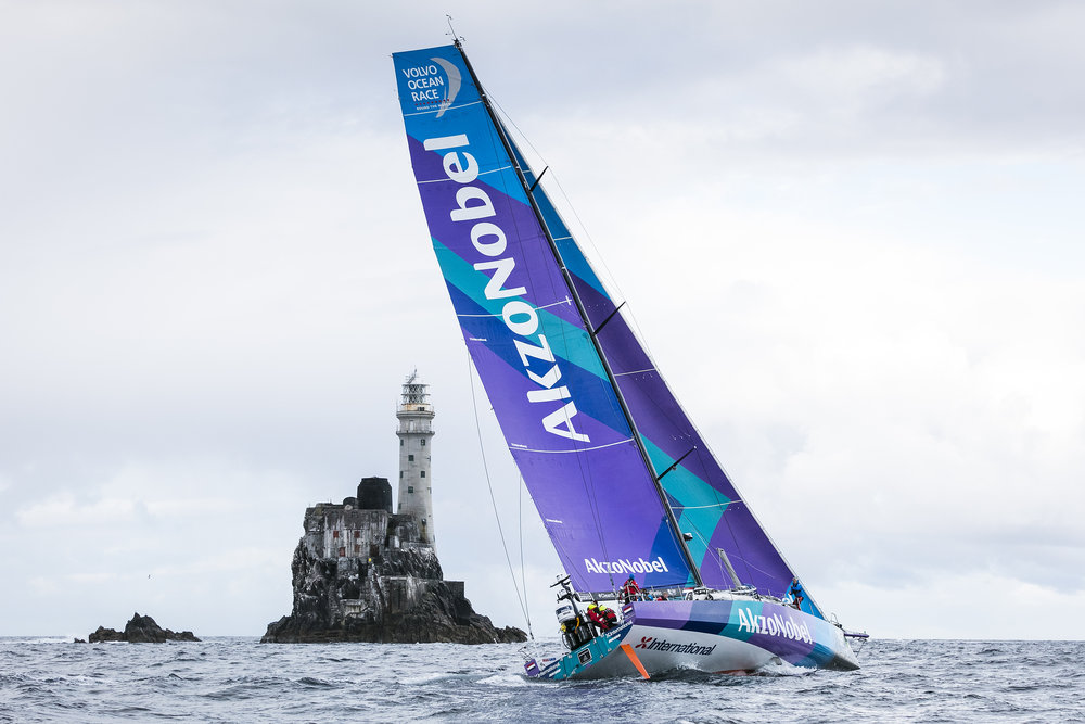 © Thierry Martinez / team AkzoNobel / AkzoNobel