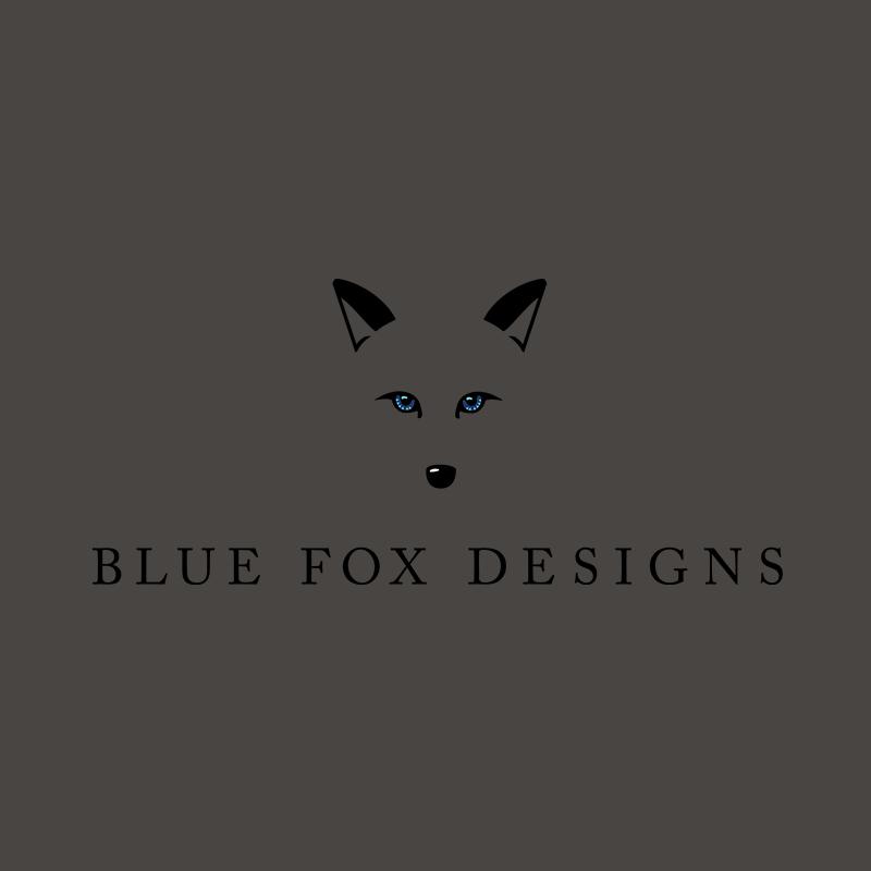 Blue Fox Designs Logo Option