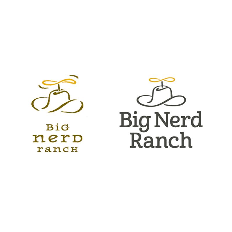Big Nerd Ranch Logo Redesign