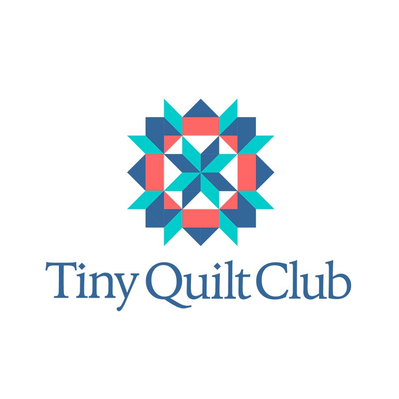 Tiny Quilt Club Logo
