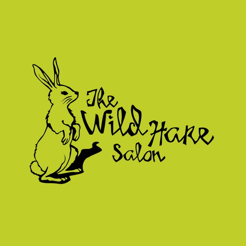 The Wild Hare Salon Logo