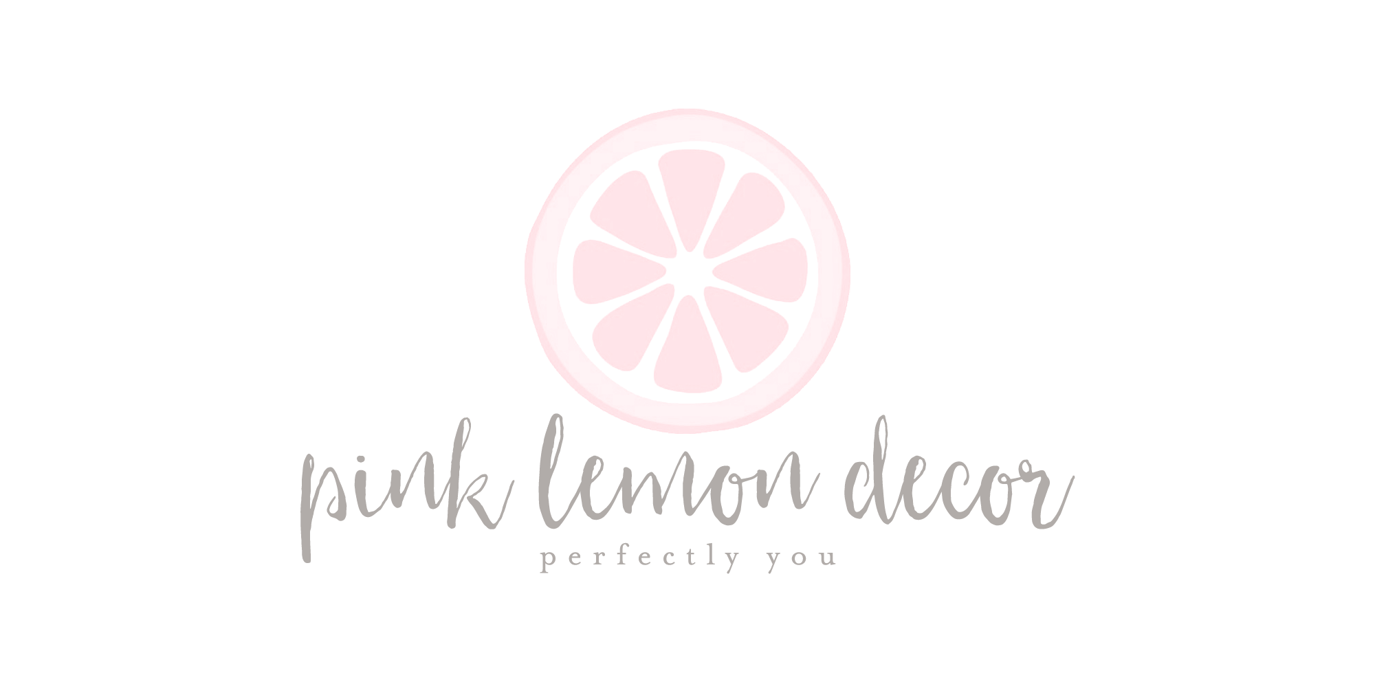 Pink Lemon Decor