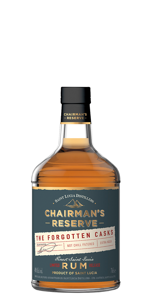 Chairman's reserve the forgotten casks finest saint lucia rum.png