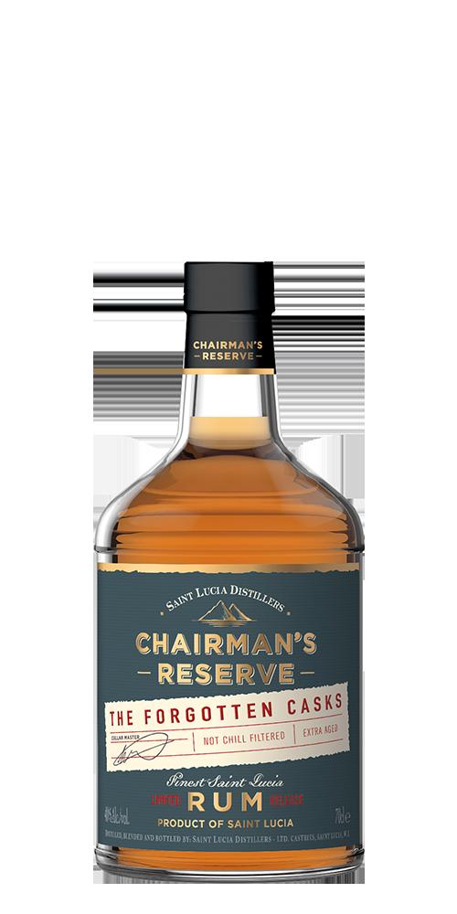 Chairman's reserve the forgotten casks finest saint lucia rum.png