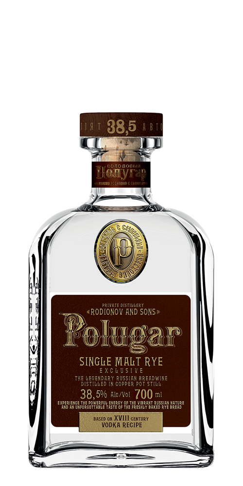 Polugar single malt rye vodka.png