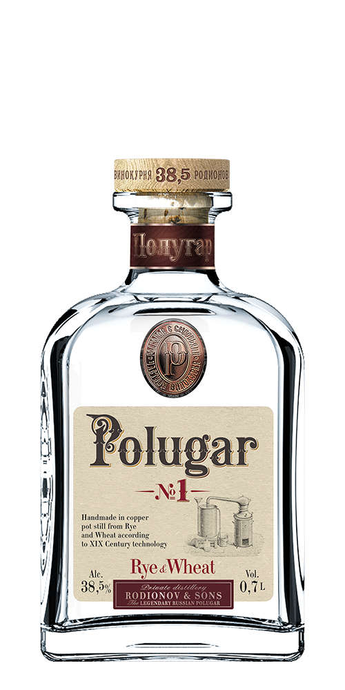 Polugar no1 rye & wheat vodka.png