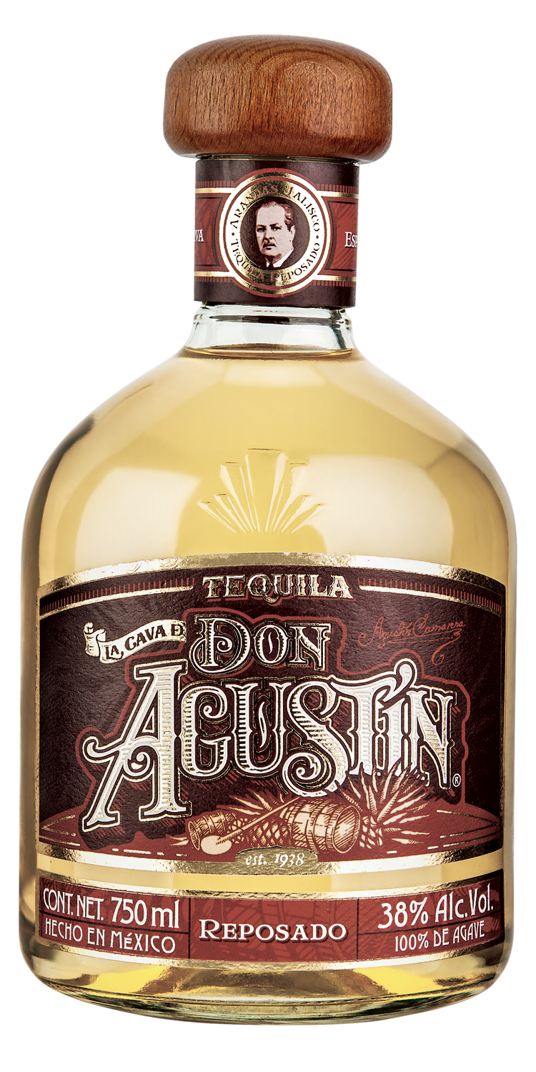 Don agustin reposado tequila.png