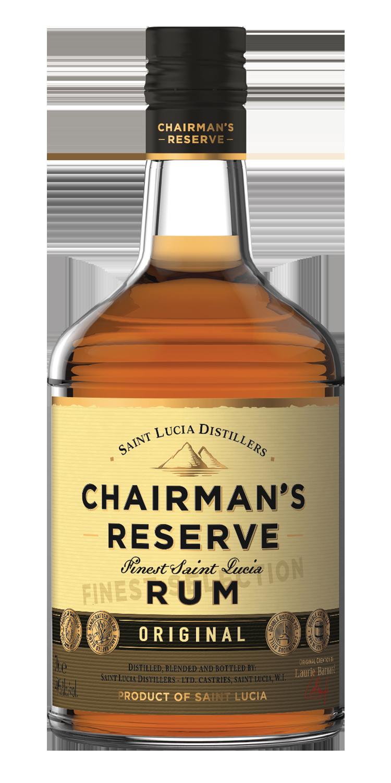 Chairman's reserve finest rum