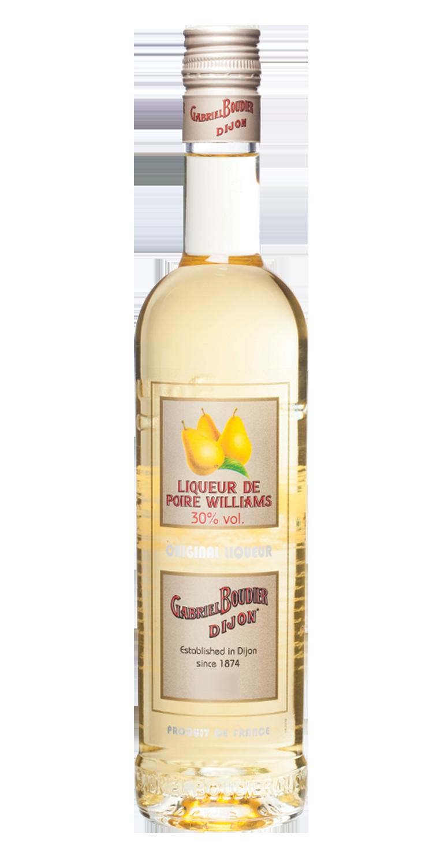 Gabriel-boudier-bartender-liqueur-de-poire-williams-pear-liqueur.png
