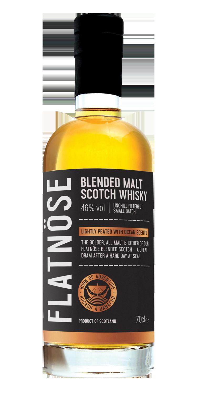 Flatnose islay blended malt scotch whisky.png