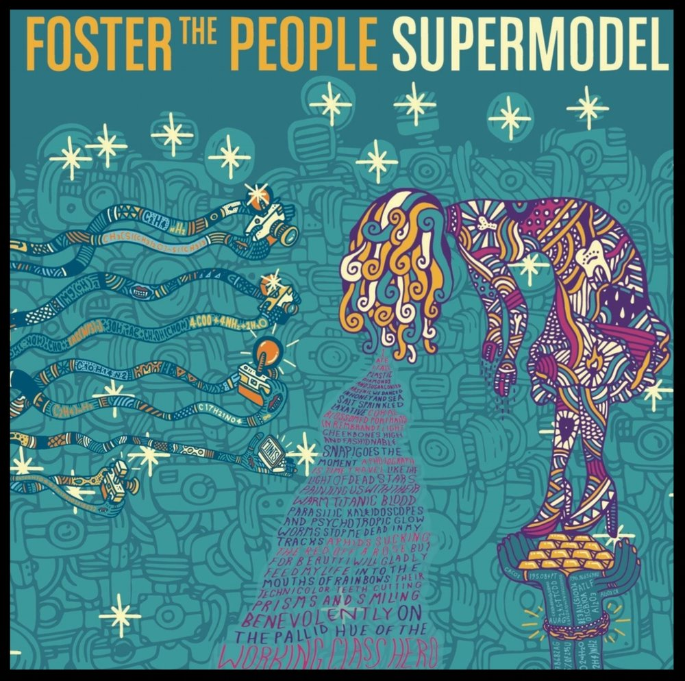Foster The People  Supermodel  Engineering / Mixing