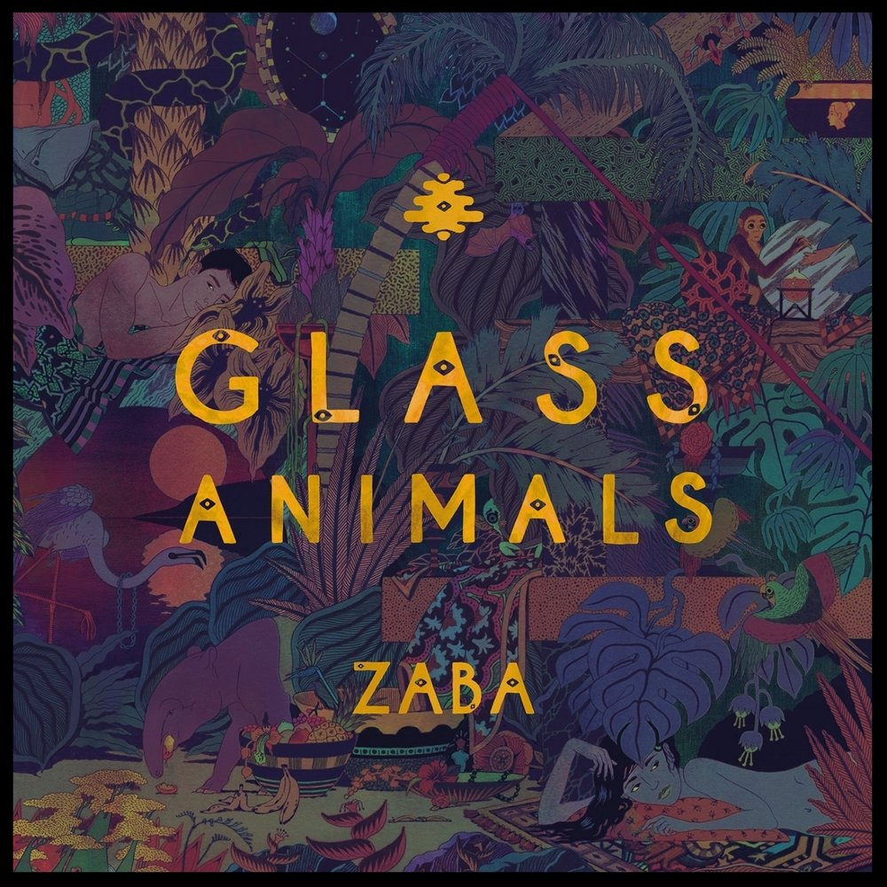 Glass Animals   Zaba  Engineering / Mixing (Deluxe Tracks)