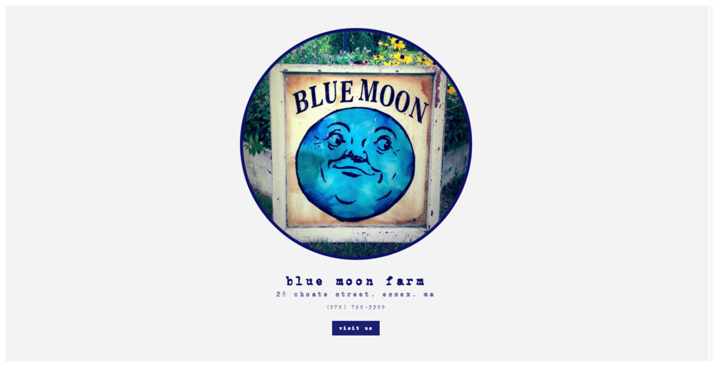 blue moon farm essex
