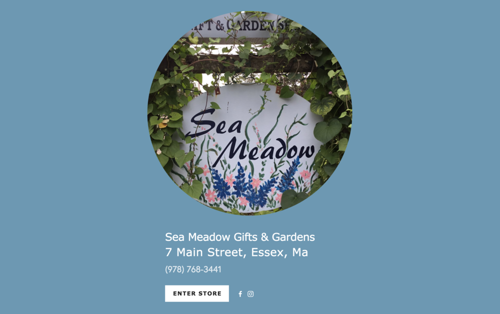 Sea Meadow Gifts & Gardens