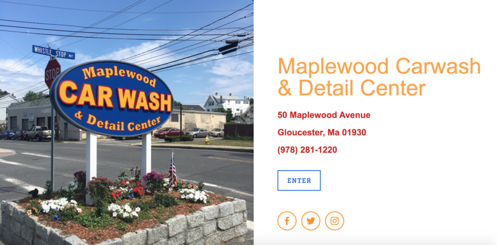 Maplewood Carwash
