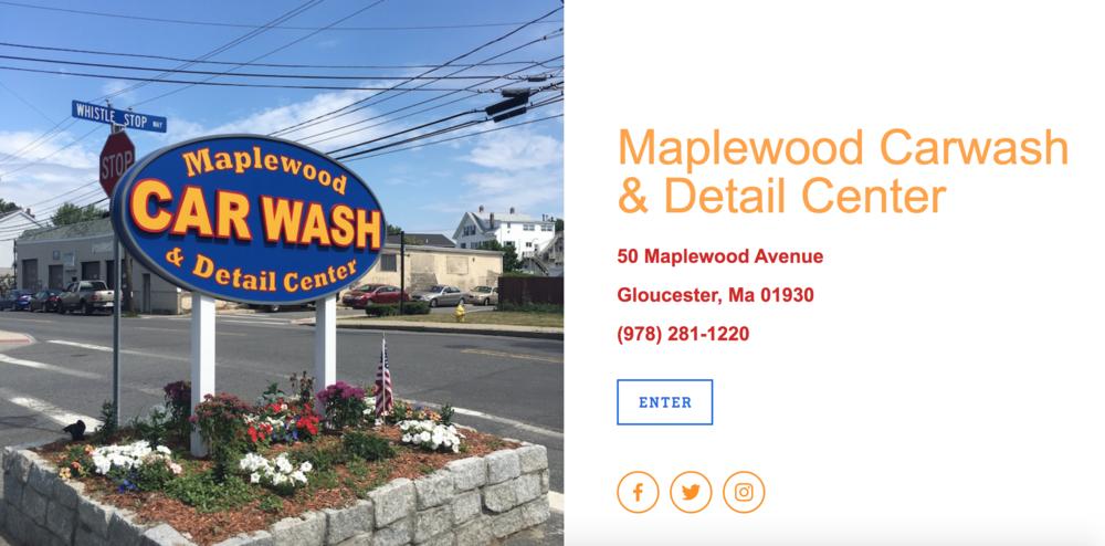 Maplewood Carwash
