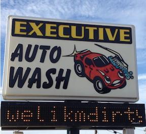 Executive Auto Wash