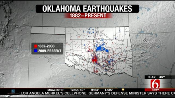 Image source: KOTV and https://theextinctionprotocol.files.wordpress.com/2015/07/ok-quakes.png