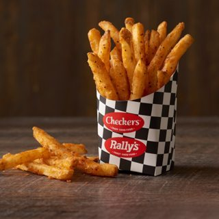 My absolute favorite fries comes from no other place than Rally's. Honestly, if you don't like Rally's fries I'm not sure if you can be trusted. I'm just saying…