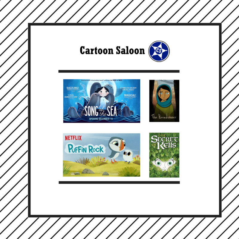 Cartoon Saloon - Cartoon Saloon is a three time Academy Award® and BAFTA nominated animation studio based in Ireland, best known for its Oscar nominated animated films